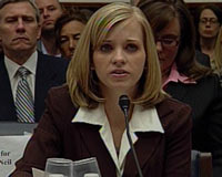 Jessica Lynch Testifies before the House Committee on Oversight and Government Reform