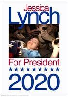 Jessica Lynch for President in 2020