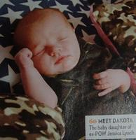 Meet Dakota Ann, daughter of Former POW Jessica Lynch